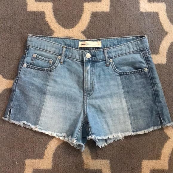 GAP Pants - Gap Best Girlfriend 2 Tone Shorts